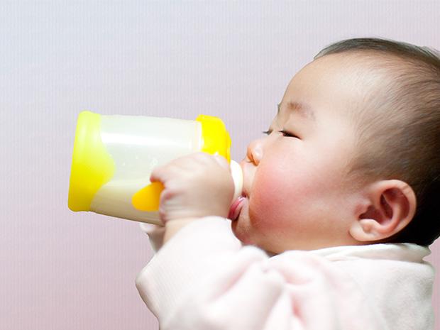 ミルク フォロー アップ