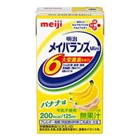 明治メイバランス Mini バナナ味