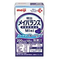 明治メイバランス Mini さわやかブルーベリー味