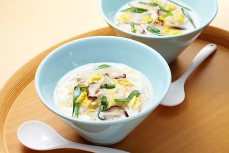 スープ レシピ 春雨