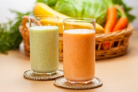 野菜 ジュース レシピ