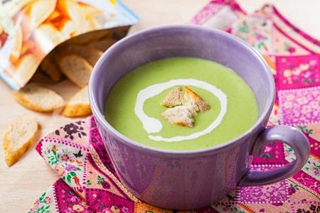 グリーン ピース スープ