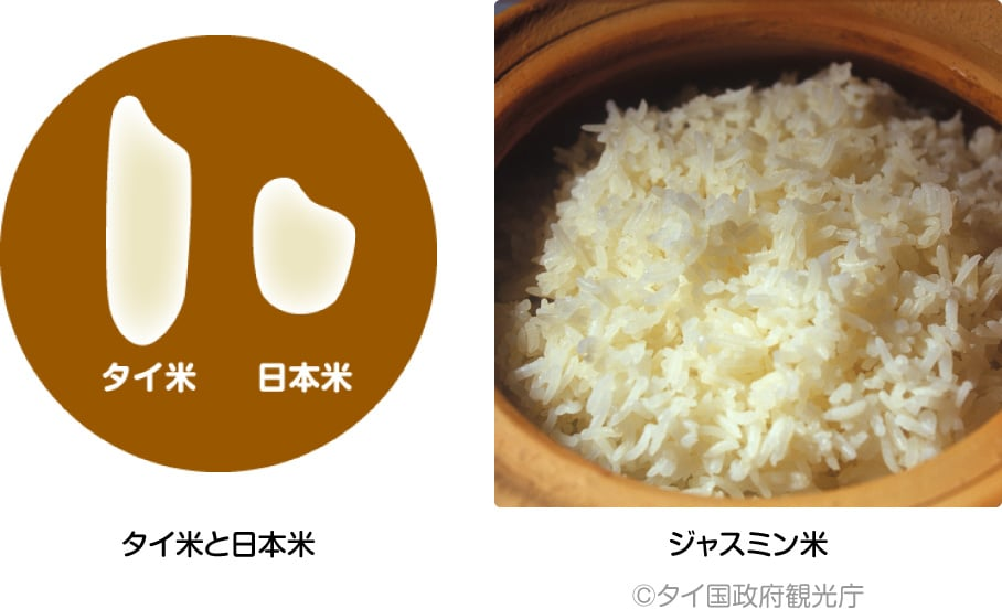 お米 特ちょう 種類