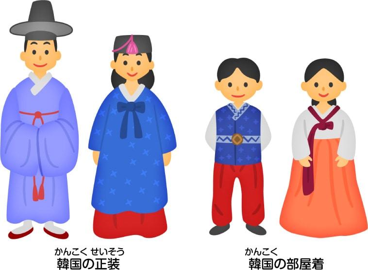 世界の民族衣装を比べてみよう比べてみよう世界の食と文化株式