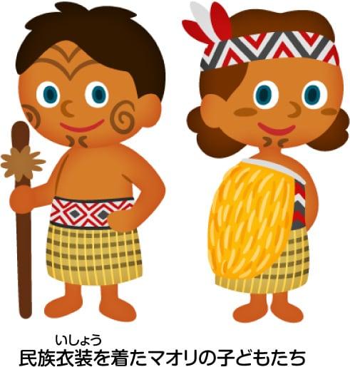 世界の民族衣装を比べてみよう比べてみよう世界の食と文化