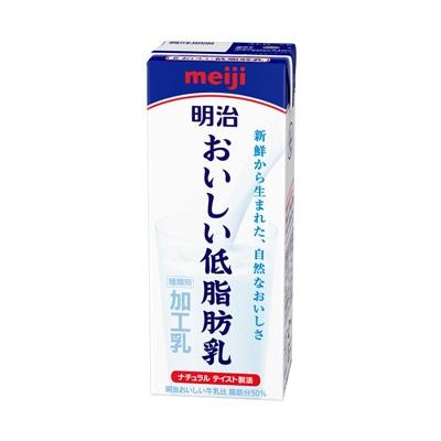 明治おいしい低脂肪乳明治おいしい低脂肪乳 200ml