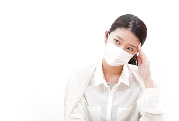 「風邪とインフルエンザ」の画像検索結果